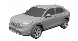 Nova geração do Honda HR-V já está registrada no Brasil