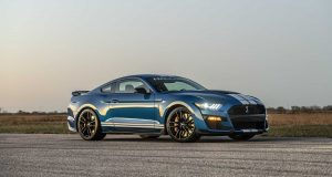 Mustang Shelby GT500 recebe preparação Hennessey para render 1.013cv
