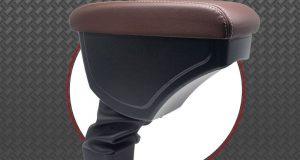 Nat Indústria destaca apoio de braço com USB para Nissan Kicks