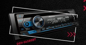 Pioneer destaca rádio DEH-S4280BT