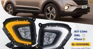 Shocklight lança Kit de Farol Auxiliar para Hyundai Creta 2020