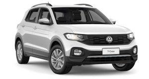 Volkswagen T-Cross volta a ser oferecido na opção Sense por R$ 92.990