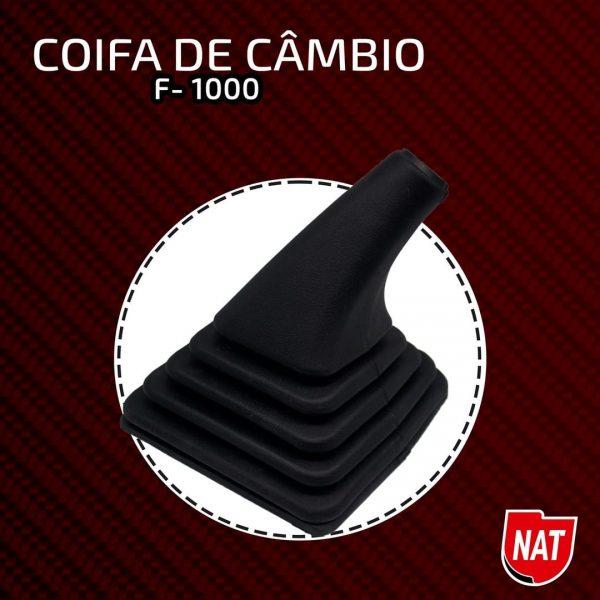 Nat Indústria destaca coifa de câmbio para Ford F-1000