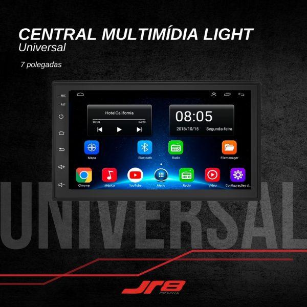JR8 Imports destaca Multimídia Universal Light com Quad Core