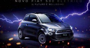 Fiat 500e elétrico chegará ao Brasil no começo de agosto