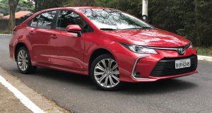 Toyota Corolla tem aumento de preços e parte de R$ 126 mil