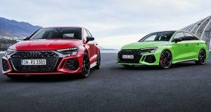 Novo Audi RS3 2022 será equipado com motor de 400 cv na Europa