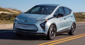 Novo Chevrolet Bolt EV chega ao Brasil em setembro
