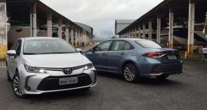 Toyota terá um novo modelo híbrido flex no Brasil