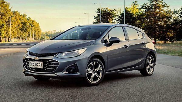 Chevrolet começa a vender linha 2022 do Cruze a partir de R$ 120 mil