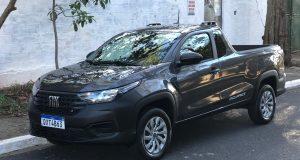 Fiat Strada foi o carro mais vendido em junho, mostra Fenabrave