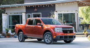 Ford Maverick já tem 80 mil reservas nos EUA; modelo deve ser vendido por aqui