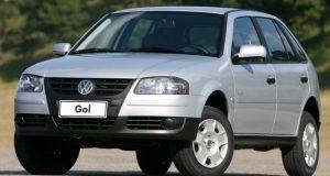 Volkswagen Gol foi o carro usado mais vendido no primeiro semestre