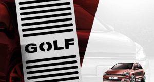 GPI Automotivo destaca descanso de pé para o VW Golf GTI 350 TSI