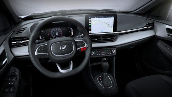 Fiat apresenta o interior do Pulse, que chega neste ano