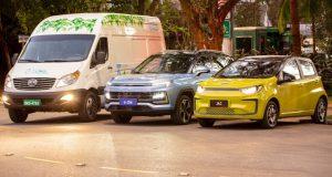 Até o final do ano, JAC promete três carros elétricos no Brasil