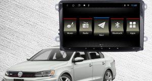 JR8 Imports destaca central multimídia Slim para Volkswagen Jetta