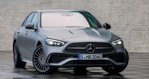 Mercedes-Benz Classe C 2022 será lançado no Brasil em outubro