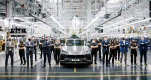Lamborghini atinge a marca de 15 mil unidades fabricadas