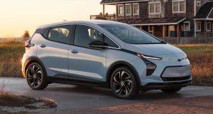 Pré-venda do Chevrolet Bolt 2022 esgota em um dia