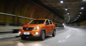 Com novos reajustes preços do Renault Kwid parte de R$ 47 mil