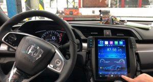 Os diferenciais da multimídia Tesla
