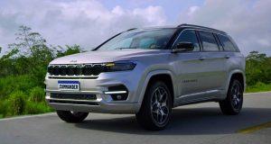 Commander Overland é revelado pela Jeep; SUV será lançado dia 26