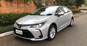 Toyota atinge a marca de 50 milhões de Corolla vendidos no mundo