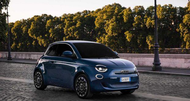Fiat lança primeiro modelo elétrico no país: 500e