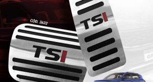 GPI Automotive destaca pedaleiras da linha especial Turbo TSI para Volkswagen T-Cross