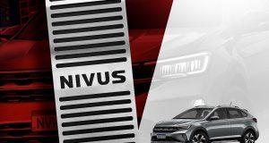 GPI Automotive destaca descanso de pé para o Volkswagen Nivus TSI