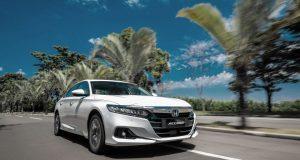 Novo Honda Accord Híbrido será vendido por R$ 299 mil