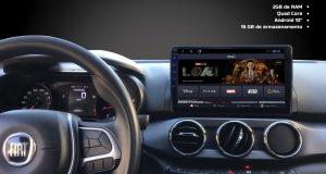 Kronos destaca central multimídia Slim para Fiat Argo