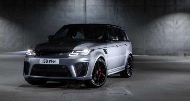 Land Rover inicia pré-venda do Range Rover Sport SVR Carbon Edition por R$ 1 milhão