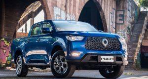 Great Wall irá vender pick-up no Brasil para concorrer com S10 e Hilux