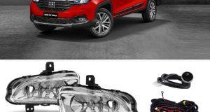 Shocklight lança Kit de Farol Auxiliar para o novo Fiat Strada