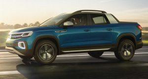 Volkswagen irá produzir picape Tarok na Argentina só em 2025
