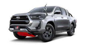 Toyota começará produzir Hilux GR-Sport em 2022 na Argentina