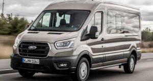 Ford Transit 2022 começar fabricada no Uruguai; modelo virá ao Brasil