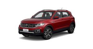 VW T-Cross 2022 ganhou novos equipamento: versão 1.0 parte de R$ 96 mil