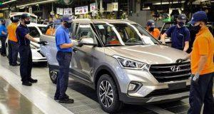 Com crise de peças, vendas de carros caem 5,8% em agosto, diz Anfavea