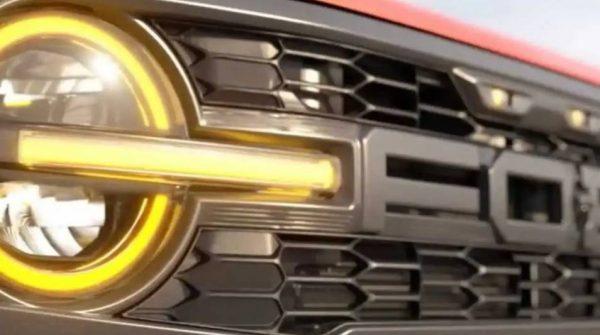 Ford mostra teaser do Bronco Raptor nos Estados Unidos