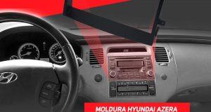 Fiamon destaca moldura para Hyundai Azera