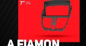 Fiamon destaca moldura para Peugeot 207