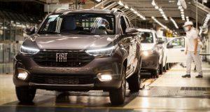 Trabalhadores da Fiat entram em lay-off em MG por falta de peças