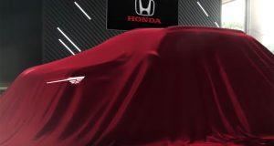 Honda mostra teaser de novo SUV na Ásia