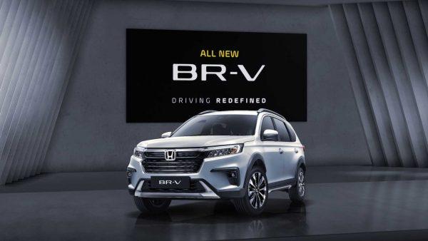 Honda BR-V 2022 é apresentado na Ásia; Por aqui ainda é dúvida