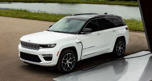 Jeep lançará novo Grand Cherokee de cinco lugares nesta semana nos EUA