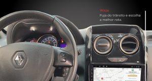 Kronos destaca central multimídia para Renault Duster