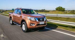 Nissan Frontier quebra recorde de vendas em agosto: veja o ranking